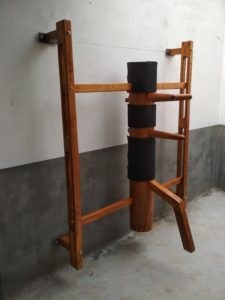 Adjustable Wall Mounted Wooden Dummy