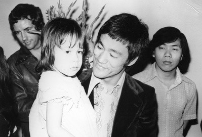 Bruce Lee's Daughter Shannon Lee Says Dad Was More Than Just