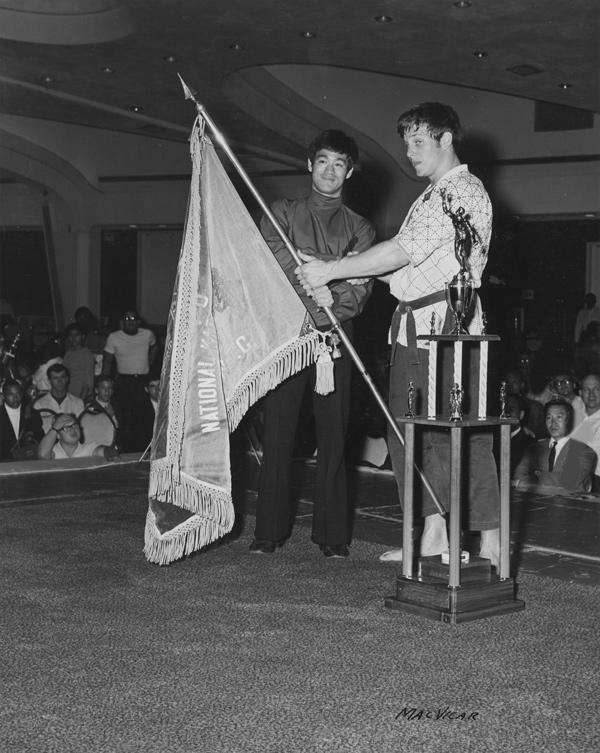 Bruce Lee's Big Fight With Karate GrandMaster Joe Lewis