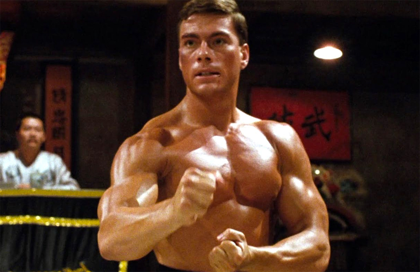 Jean Claude Van Damme Filme