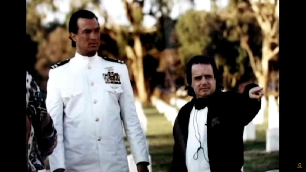 The Untold Truth Of Steven Seagal - Wing Chun News