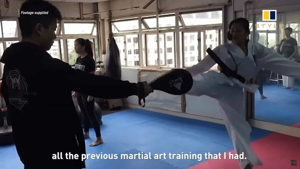 Style Interviews The Female Bruce Lee And Wu Assassins Star