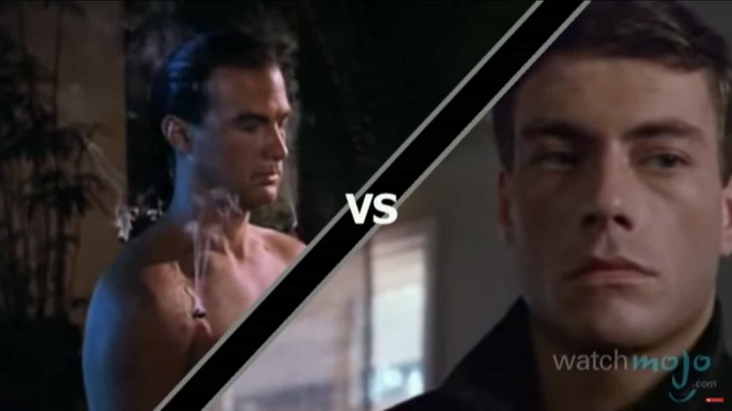 top 10 jean claude van damme movies
