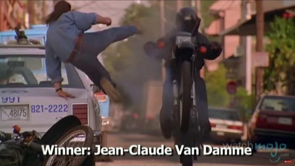 Steven Seagal Vs. Jean-Claude Van Damme - Wing Chun News