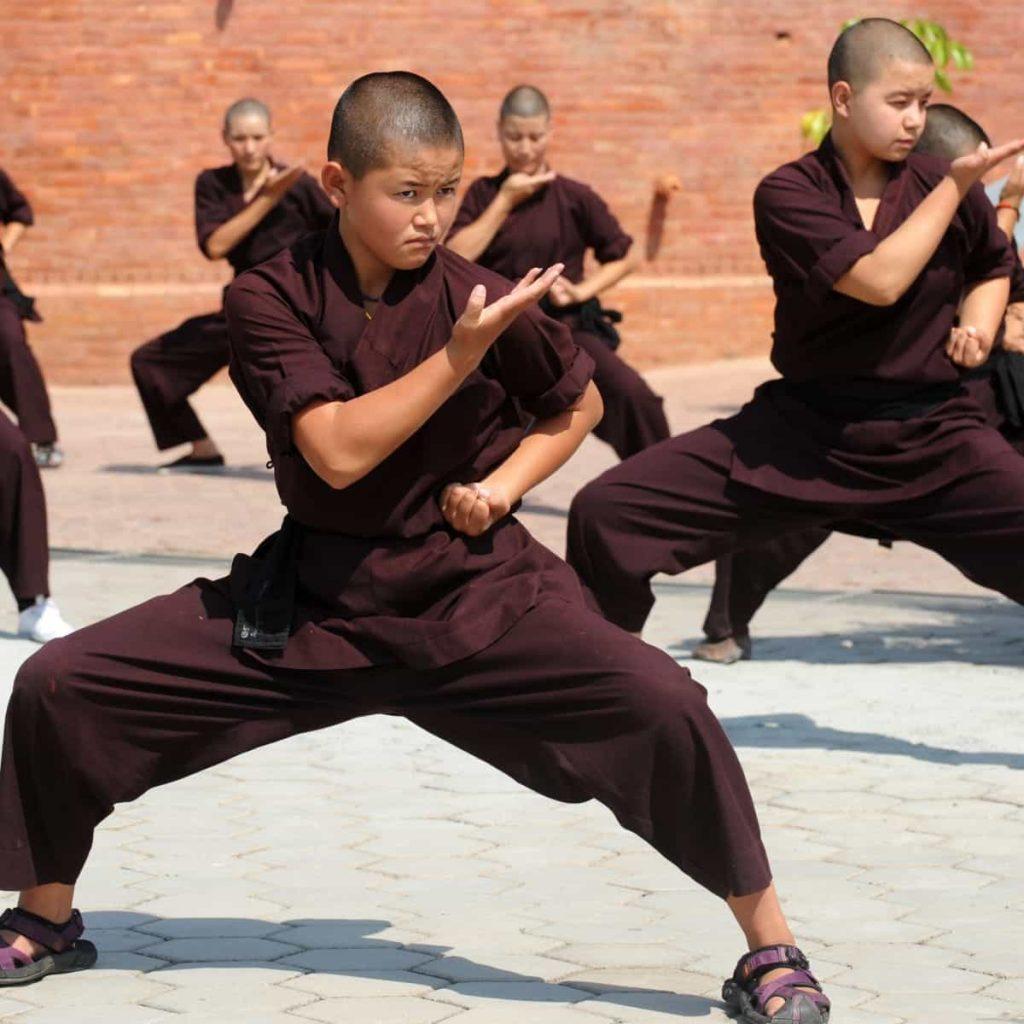 Kung Fu Monk vs UFC Fighters | Kung Fu vs MMA - Wing Chun News