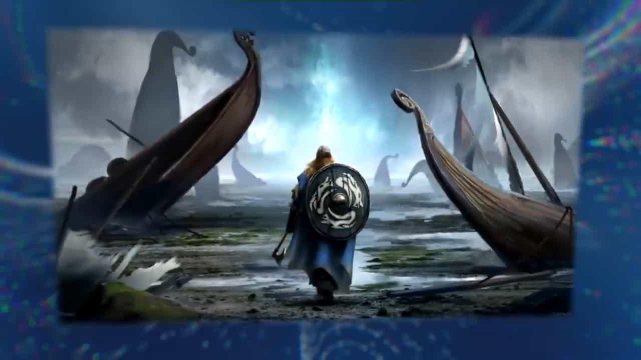 10 Badass Warriors Of All Time - Lone Viking