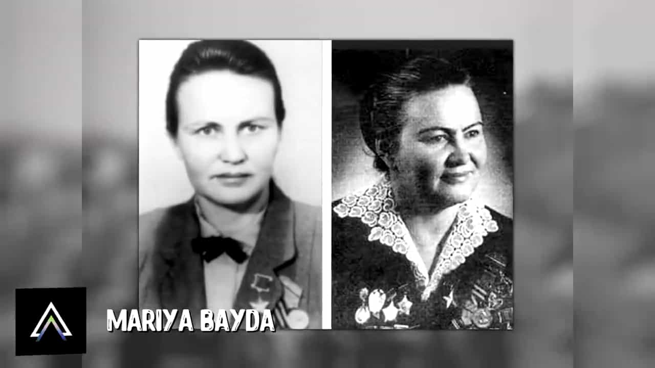 10 Badass Warriors Of All Time - Mariya Bayda